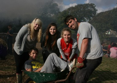 Young People Cornwall - The Roche Centre